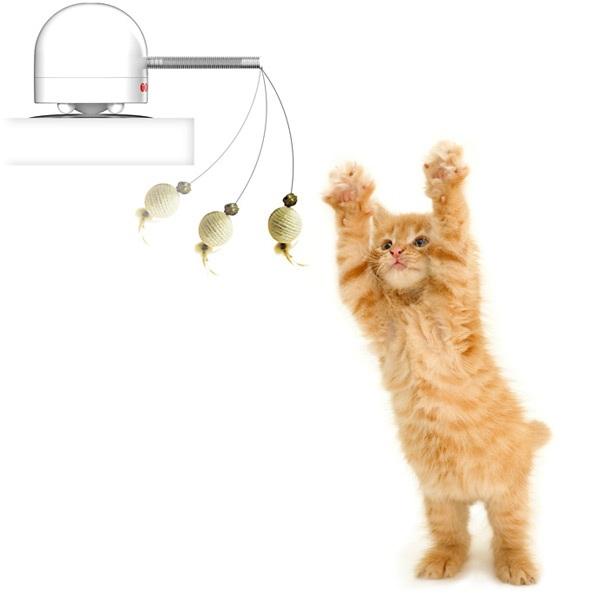 интерактивная игрушка для британской кошки